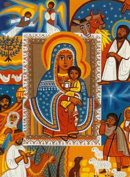 October reflection for Marian Mothers – Mary in the Midst of Chaos